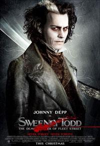 Cartel de 'Sweeney Todd'