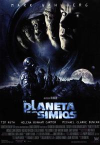 Cartel de 'El planeta de los simios'