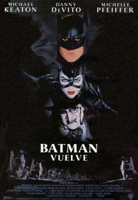 Cartel de 'Batman vuelve'