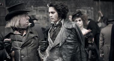 Escena de 'Sweeney Tood'