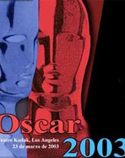 Premios Oscar 2003