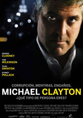 Cartel de 'Michael Clayton'