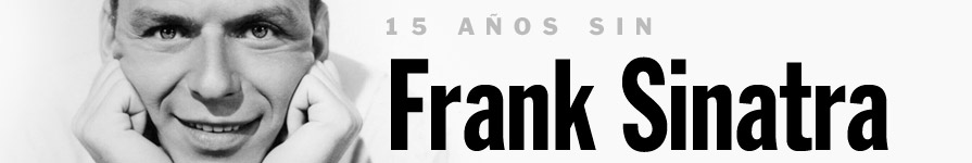 15 años sin Frank Sinatra