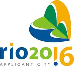 Logo de la candidatura de Río de Janeiro