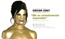 Premios Oscar 2007