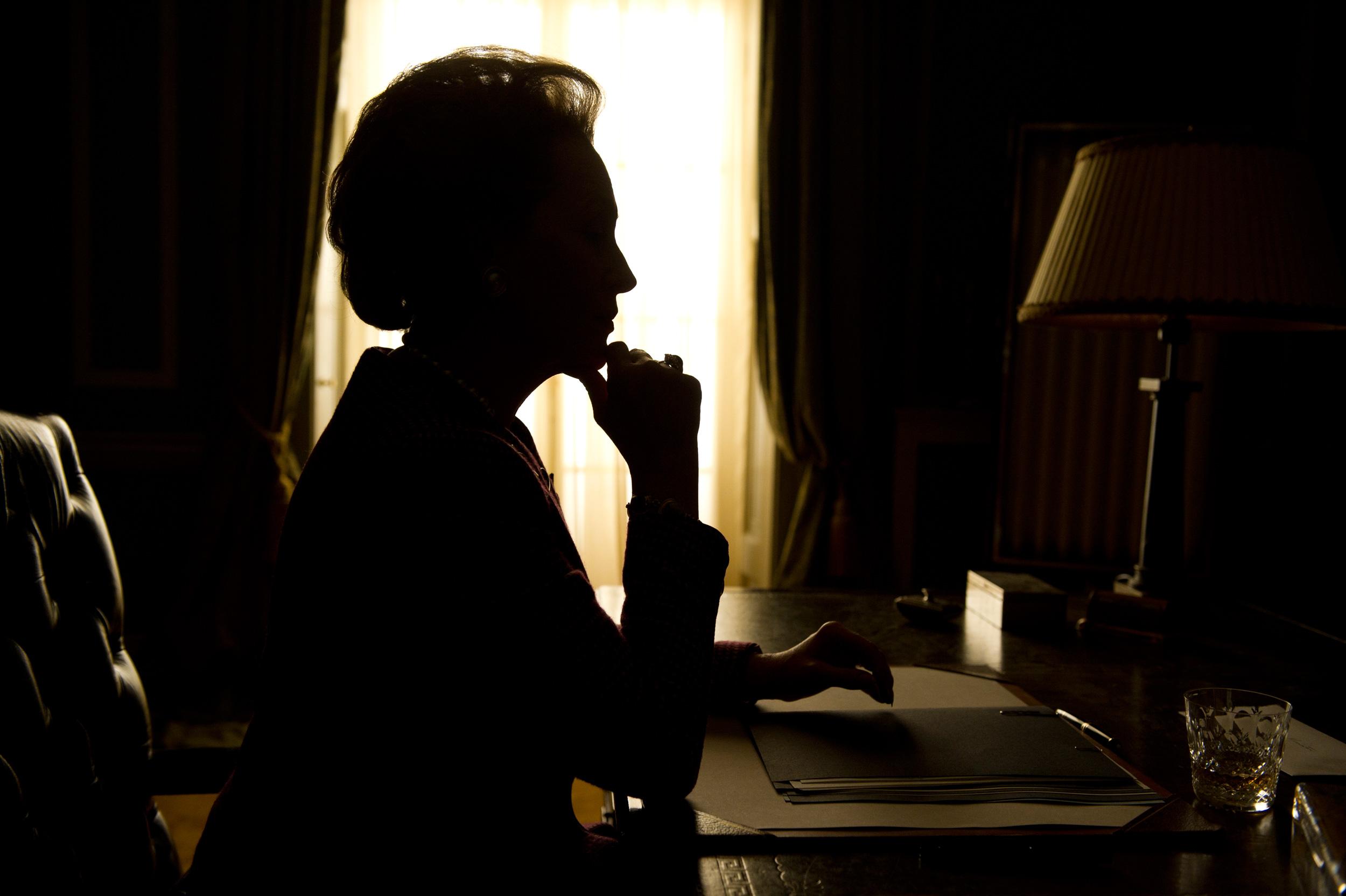 Meryl Streep es La Thatcher