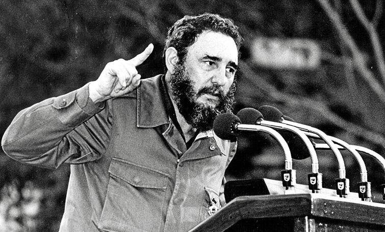 Fidel Alejandro Castro Ruz  fue un abogado, político y revolucionario marxista cubano.