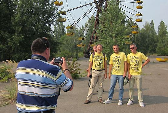 Chernobyl - notitarde