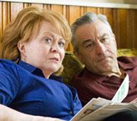 Robert de Niro y Jacki Weaver
