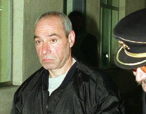 Santi Potros, tras ser extraditado a España.