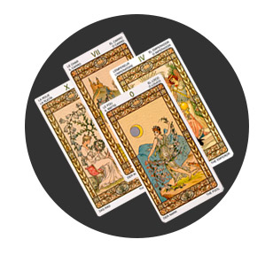 Tarot visual gratuito