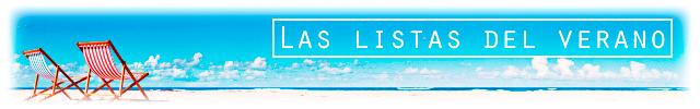 las listas del verano