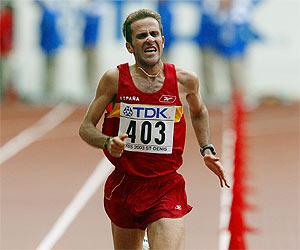 Rey fue plata en el Mundial de 2003./AFP