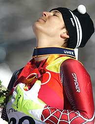 Michaela Dorfmeister. (Foto: AP)