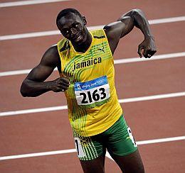 Usain Bolt. (Foto: EFE)