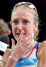 Paula Radcliffe. (Foto: EFE)