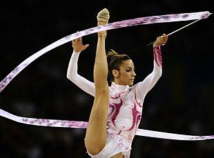 Almudena Cid. (Foto: AFP)