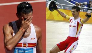 Paquillo y Llaneras reflejan el fracaso y el éxito español.