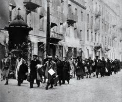 Varsovia, 1943