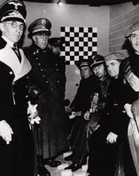Himmler en España
