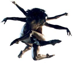 Cuerpos en danza