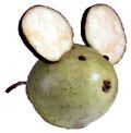El ratoncito pera
