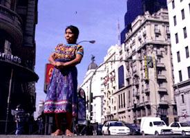 Una india americana en Madrid