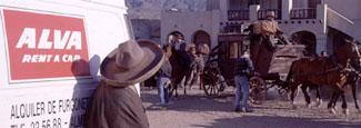 El Oeste americano regresa a Almería