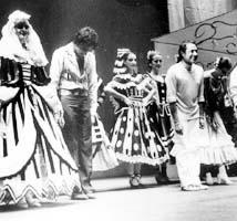 20 años de baile español