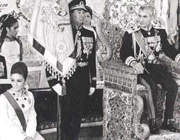 20 años sin el Sah de Persia