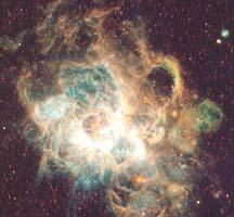 Viaje por los misterios del universo