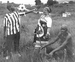 El fútbol es cosa de mujeres