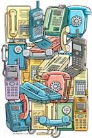 La fiebre del móvil