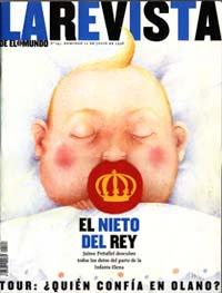 Portada de La Revista número 143