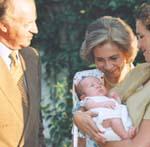 La reina y las mujeres a los sesenta