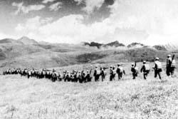 40 años en el Tíbet