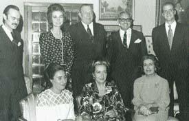 Infanta Margarita y familia Gentes3