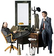 Santiago Segura y José Mota protagonizan 'Los Productores'