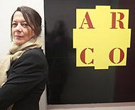Lourdes Fernández, directora de ARCO. (Foto: Antonio Heredia)