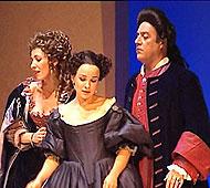 Imagen de uno de los montajes de Ópera Cómica.