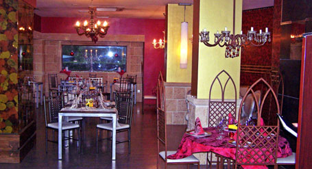 Interior del restaurante. (Foto: V.S.).
