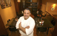 José Rodríguez, propietario de la 'Cocina de Mari' (Foto: Quique Fidalgo).