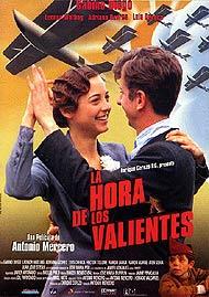 'La hora de los valientes' (1998), un filme sobre la guerra civil.