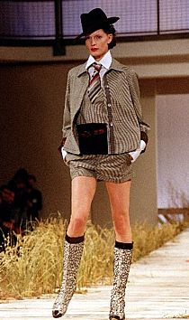 Traje chaqueta pantalon corto mujer