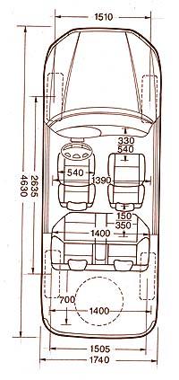 Mitsubishi Galant 2 5 V6 Ficha Tecnica Mv008