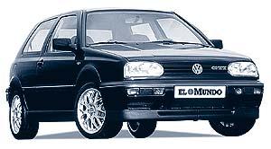 Volkswagen Golf Gti 16v Ficha Tecnicamv017