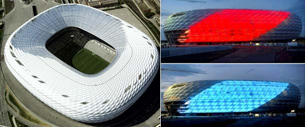 Estadio de Múnich