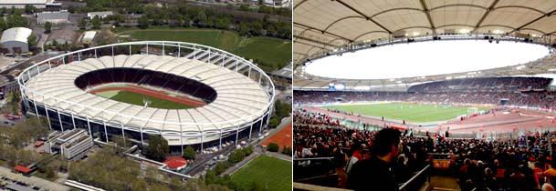 Estadio de Stuttgart