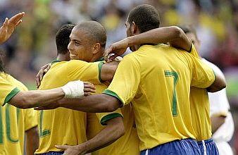 Ronaldo abrió la cuenta ante Nueva Zelanda. (Foto: EFE)