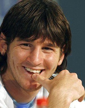 Messi, rompecorazones. (Foto: EFE)
